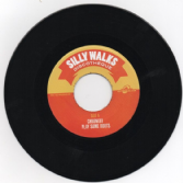 Ram Jam riddim: Chronixx - Play Some Roots / RC - Can't Bridge My Defence (Silly Walks / Buyreggae) EU 7""